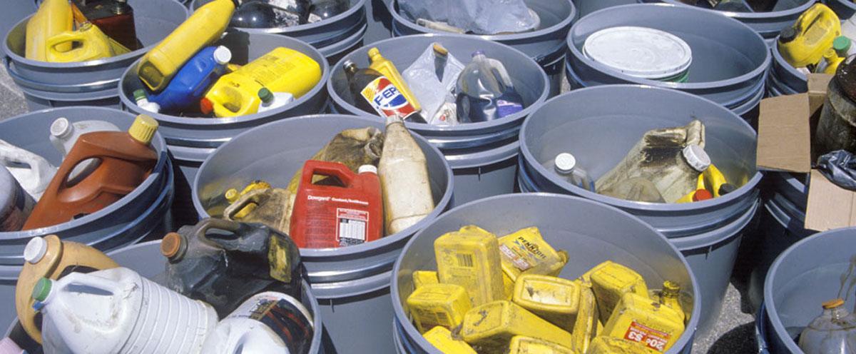 Got hazardous waste for Household hazardous waste facility design