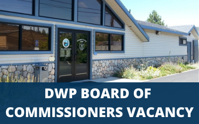 DWP Board Vacancy - Now Accepting Applications