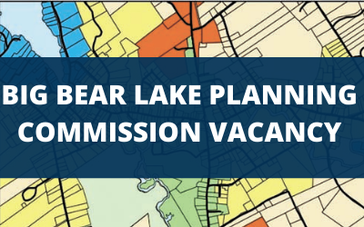 Planning Commission Vacancy - APPLY NOW!